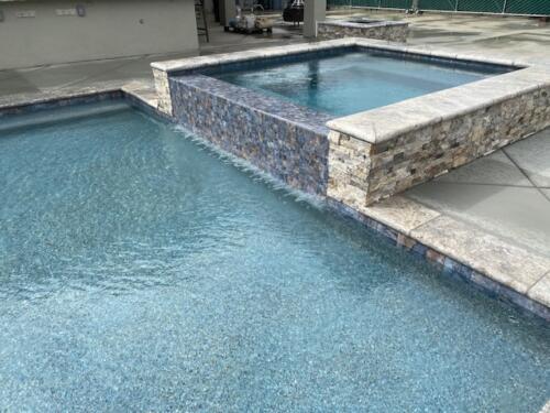 Pool Building Chino