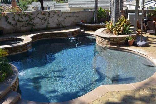 hauser pool 1